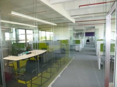Améngament bureaux Techspace Aero