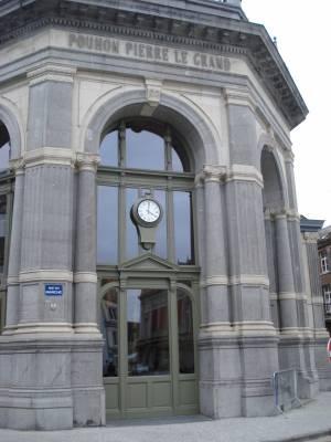 Restauration d'une façade à Spa