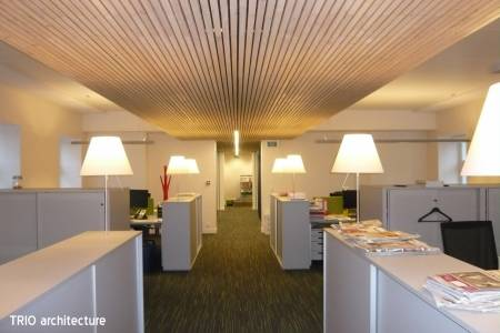 Fondation Roi Baudouin (Trio Architecture)